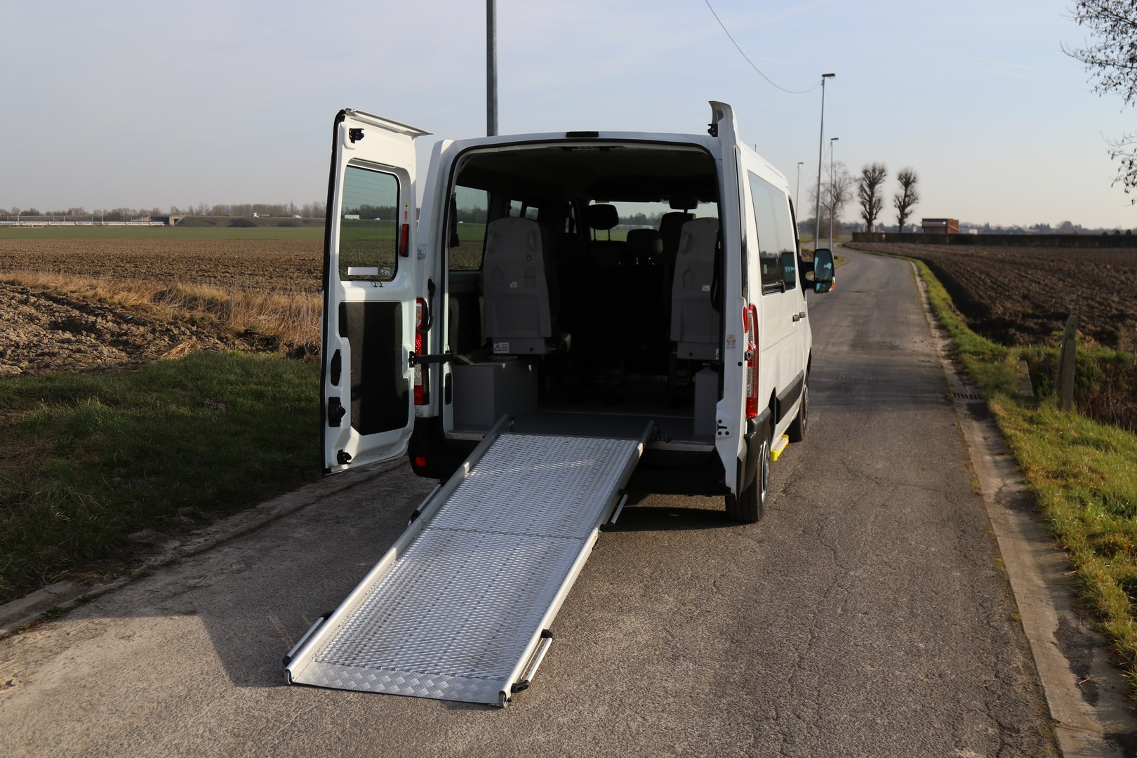 Renault Master TPMR d'occasion disponible